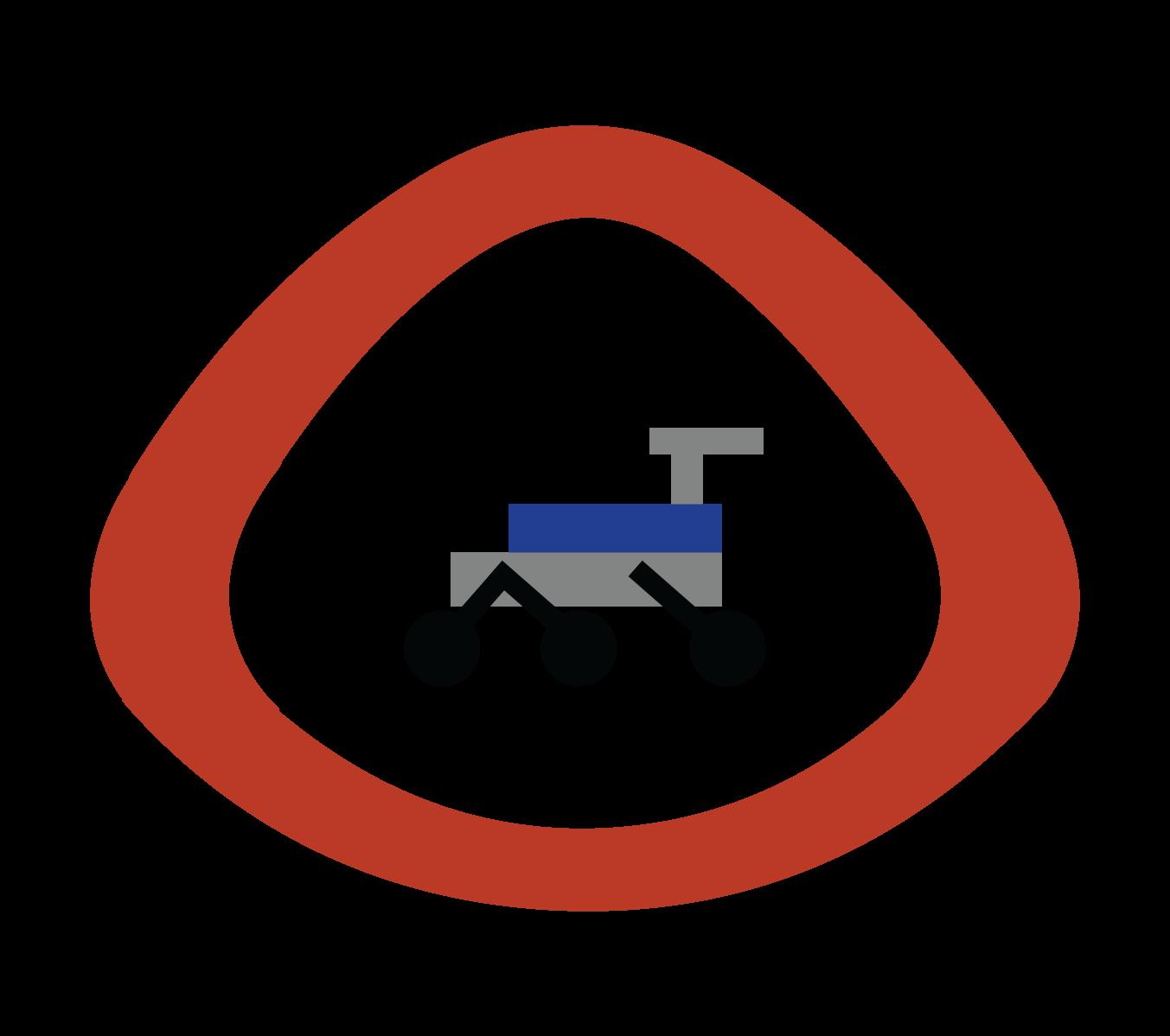 Mars Desert Research Station SSAM logo